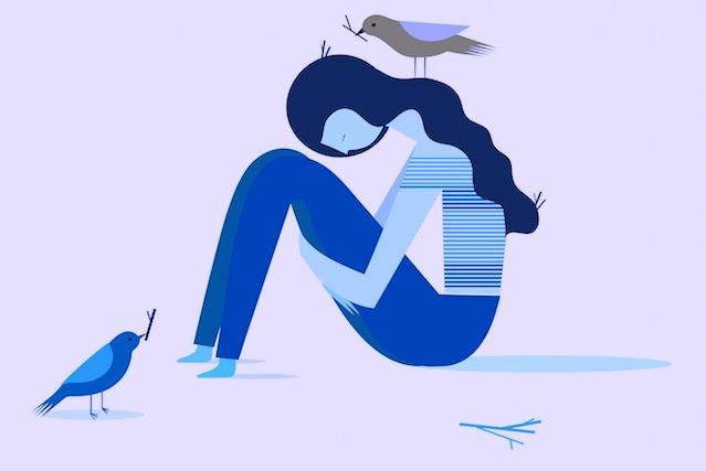 5 métodos naturales para combatir la depresión