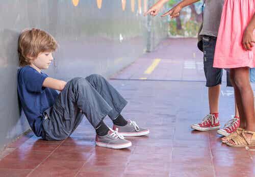 ¿Cómo afecta el bullying a los niños que lo sufren?
