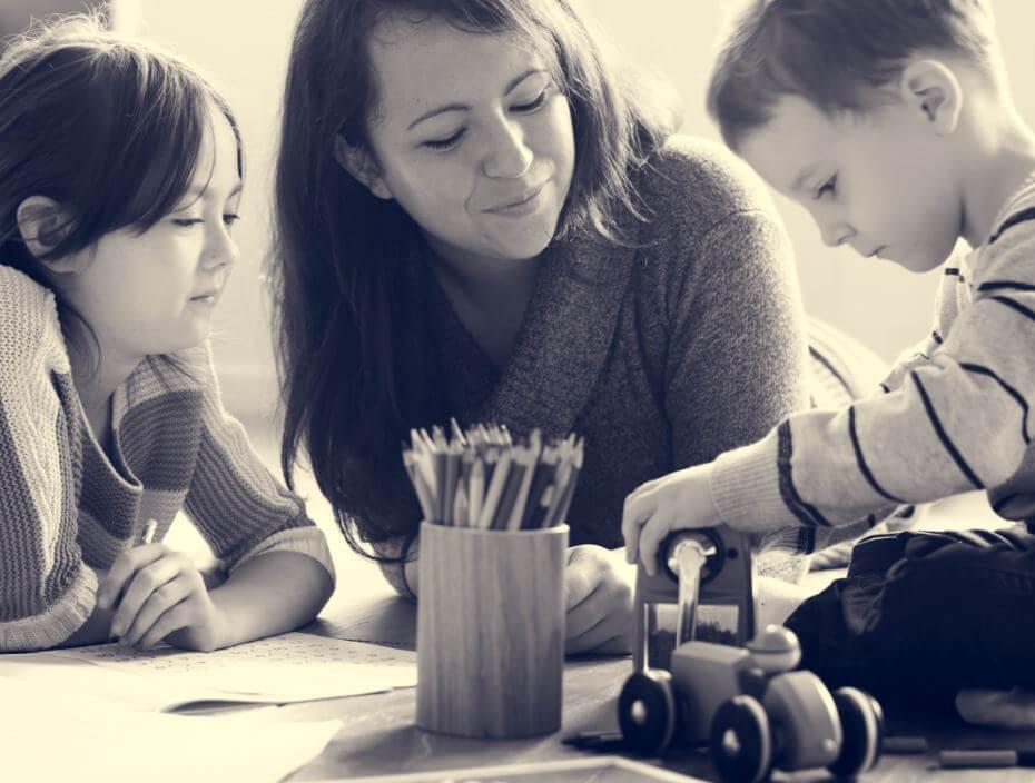 3 sencillos trucos para que los niños te hagan caso