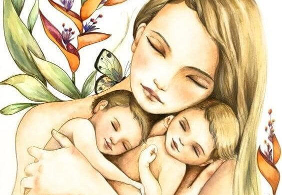 La maternidad: un terremoto en el alma