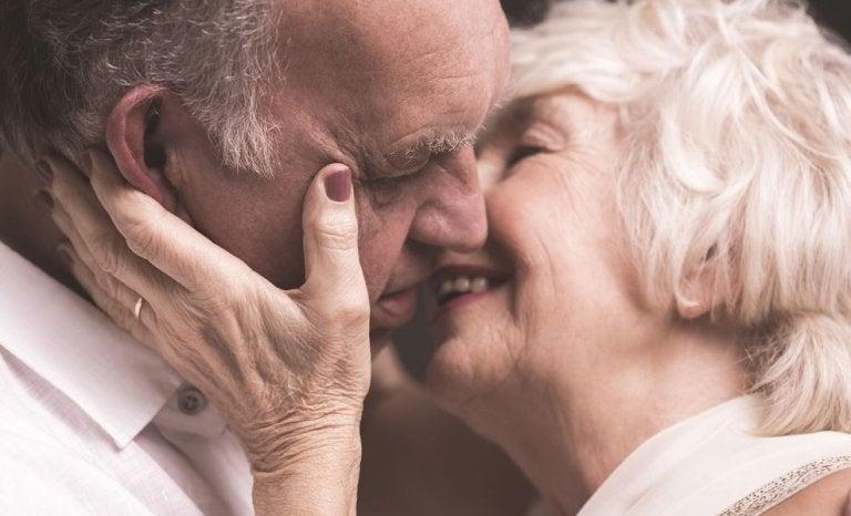 Los besos son palabras silenciosas