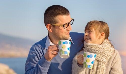 Dar un buen ejemplo a los hijos, el mejor regalo que puedes hacerles