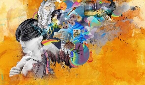 explosión de color inteligencia emocional