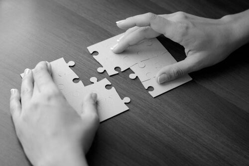 when you have little self-love, it's like missing a piece of the puzzle