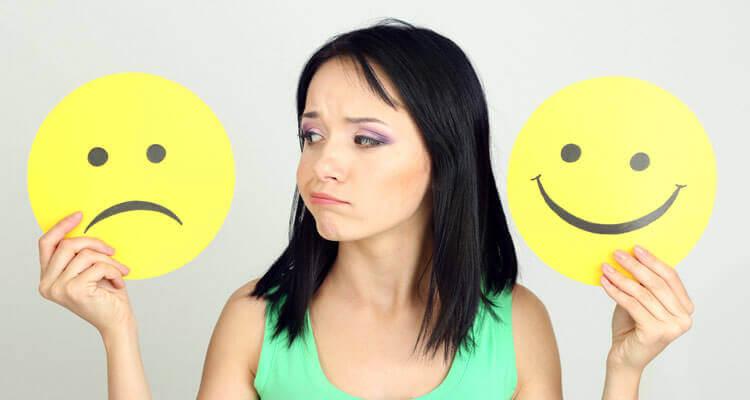 ¿Sabes cómo trasformar un pensamiento negativo en positivo?