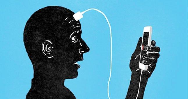 aparatos electrónicos efectos