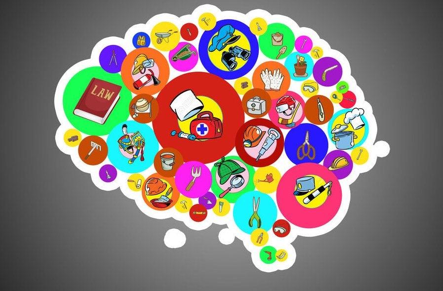 Las 97 nuevas zonas descubiertas en el cerebro