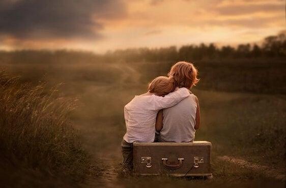 Hijos de padres emocionalmente inmaduros: infancias perdidas