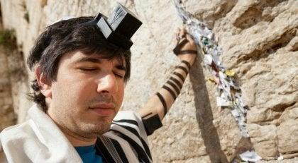 Hombre con síndrome de Jerusalén