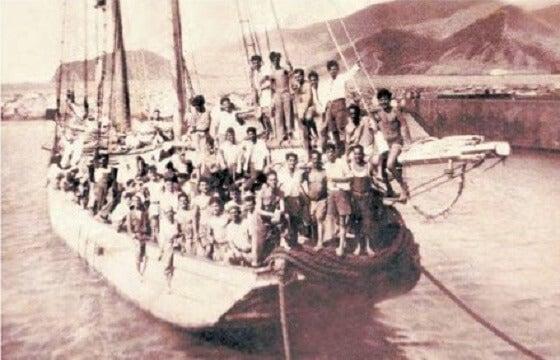 Innigrantes ilegales españoles