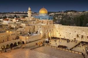 Síndrome de Jerusalén, vista de la ciudad