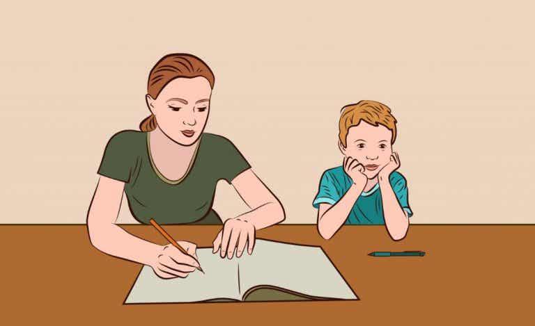 """""""Mamá, ¿me ayudas con los deberes?"""" 5 recomendaciones para hacerlo bien"""