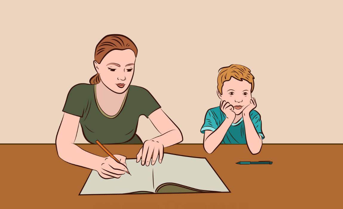 «Mamá, ¿me ayudas con los deberes?» 5 recomendaciones para hacerlo bien