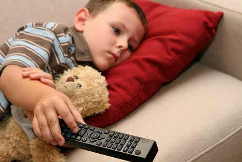 La ciencia demuestra los efectos negativos de la TV en niños