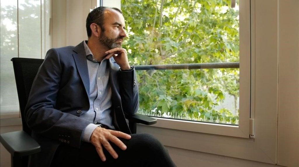 Rafael Santandreu, fotografía de Alvaro Monge