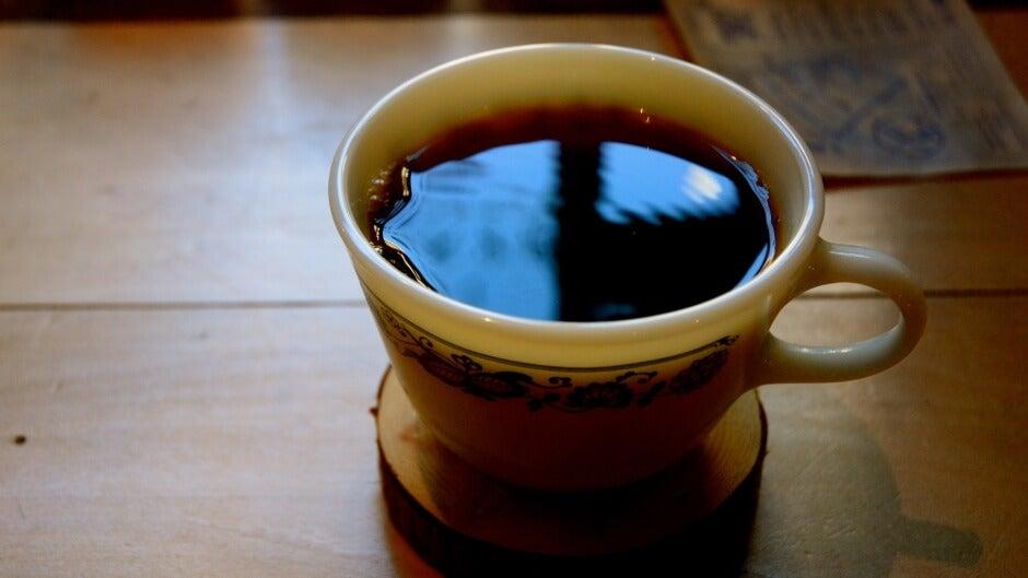 café de la muerte