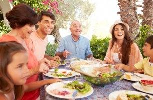 Comida que influye en la epigenética