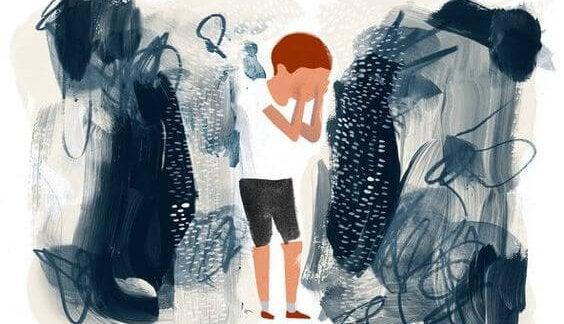 Una relación tóxica entre los padres deja secuelas en los hijos