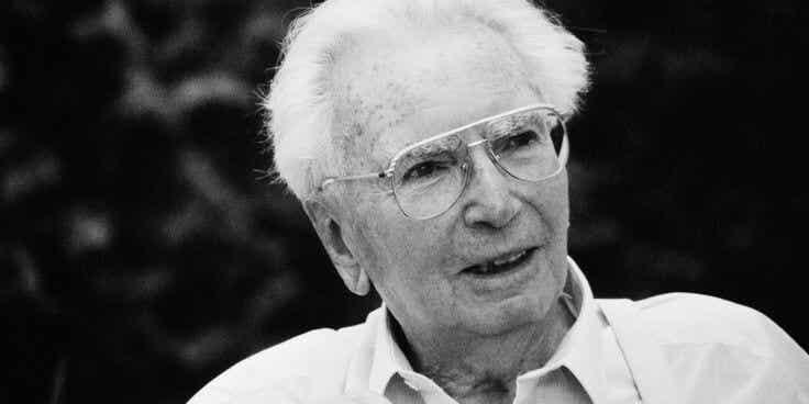 Biografía de Viktor Frankl, el padre de la logoterapia