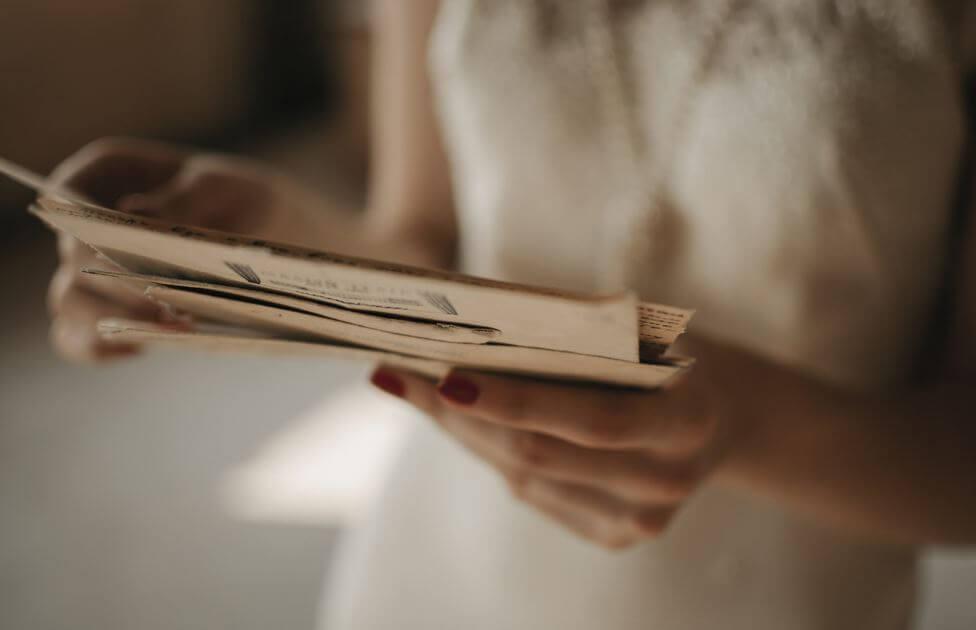La sorprendente carta que una madre encontró en el cajón de su hija adolescente