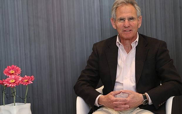 Jon Kabat-Zinn and mindfulness.
