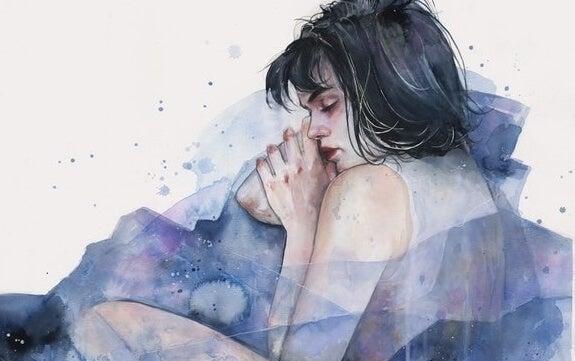 Ansiedad flotante: el vacío donde viven todos mis miedos e incertidumbres