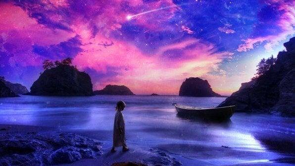 La inspiradora leyenda del niño y la estrella de mar