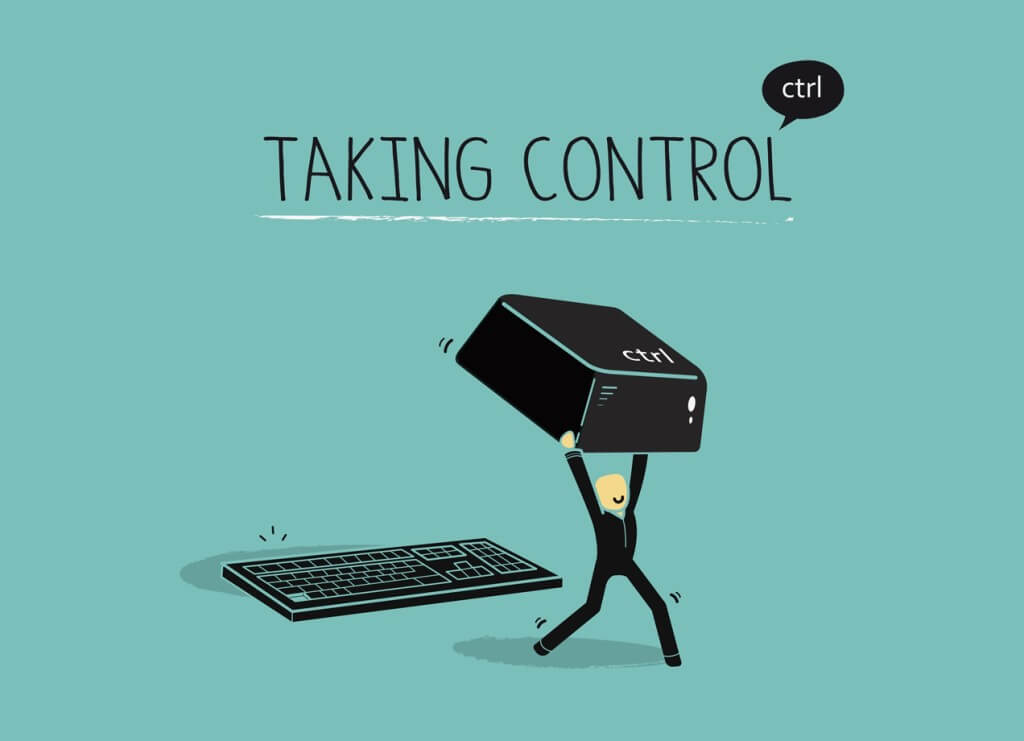 take control built a creative life