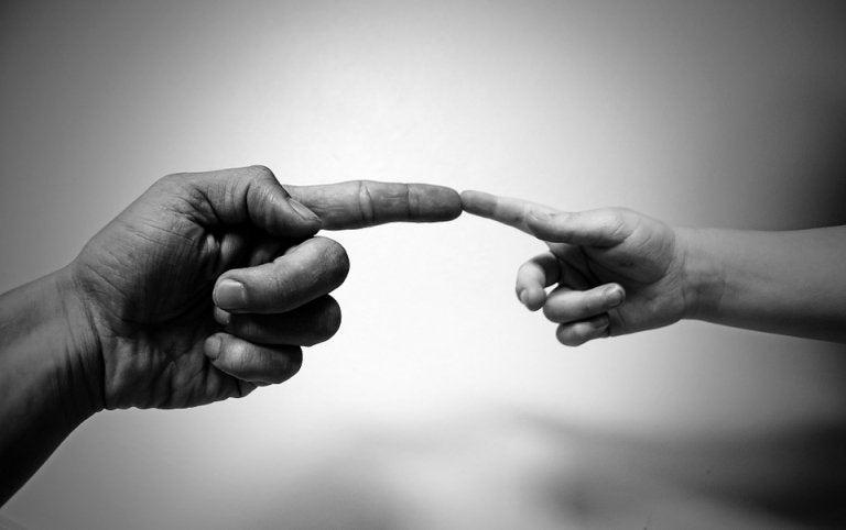 Los gestos pueden representar un mundo