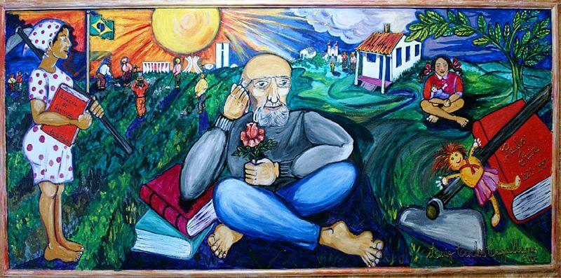 Paulo Freire como ejemplo de educación alternativa