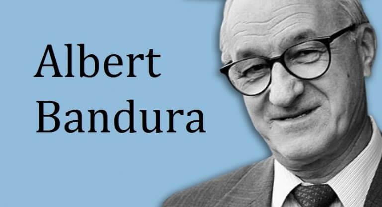 Albert Bandura y el aprendizaje social