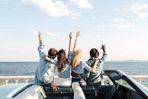 ¿Qué rasgos identifican a un buen compañero de viaje?