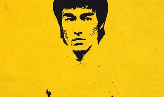 imagen simbolizando los ejercicios mentales de Bruce Lee