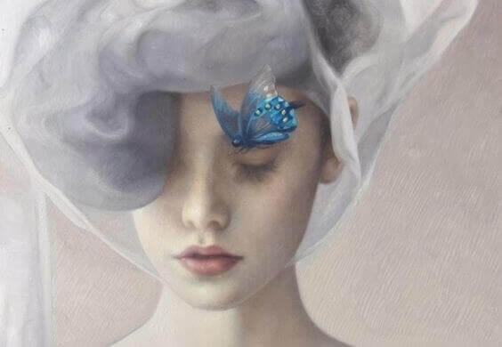 La mariposa que creía seguir siendo una oruga (Cuento de transformación)