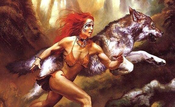 Toda mujer lleva una loba dentro