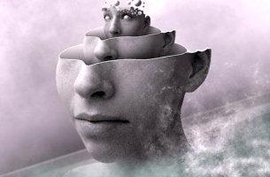rostros uno dentro del otro representando el inconsciente