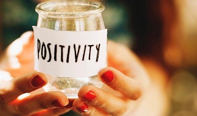 tarro de psicología positiva