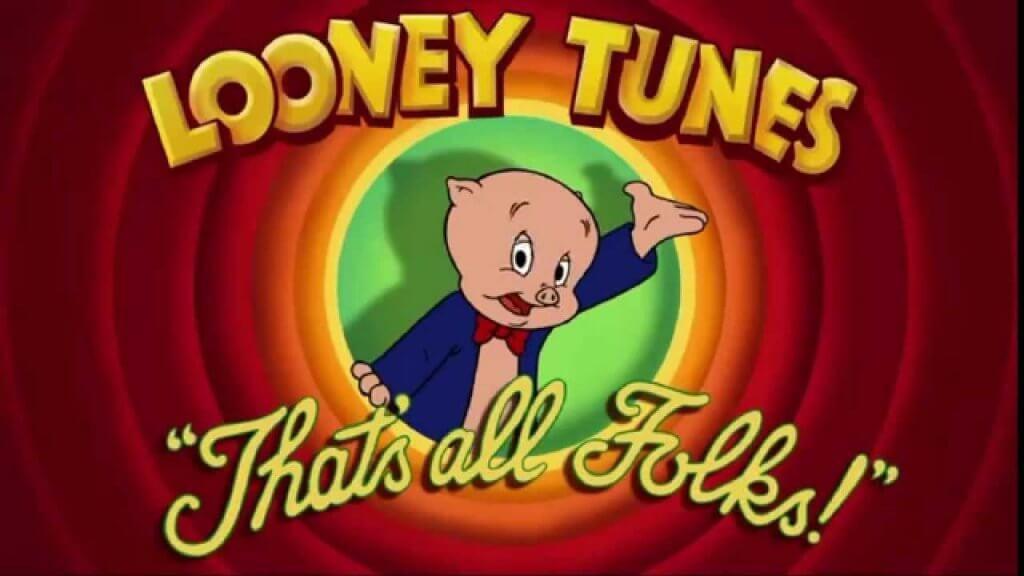 Cerdito de los looney tunes