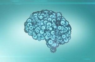 Cerebro con mecanismo para representar las frases de Alexander Luria