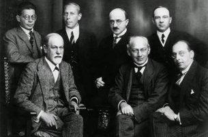 Freud y otros psicoanalistas