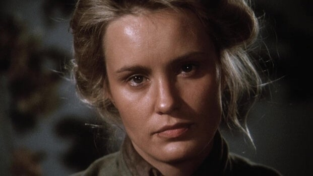 """Jessica Lange en """"Frances"""", 1982"""