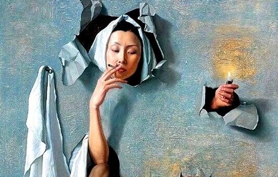 ¿Qué se esconde detrás del hábito de fumar?
