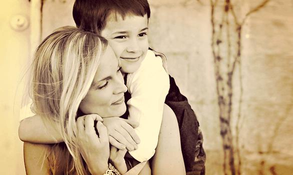 Mi hijo también es sensible, afectuoso, cariñoso...