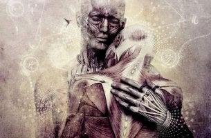 pareja abrazada representando a los amores en la edad madura
