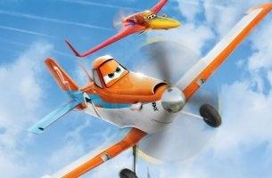Dusty personaje principal de la película Aviones