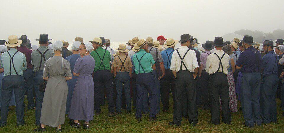 Campesinos reunidos
