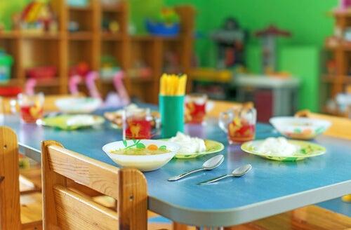 Las Ventajas Del Comedor Escolar La Mente Es Maravillosa