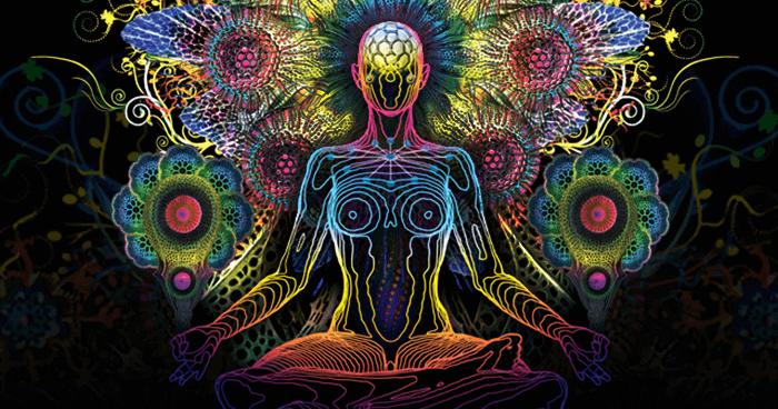 figura de colores representando la creatividad