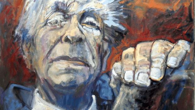5 alucinantes frases de Jorge Luis Borges