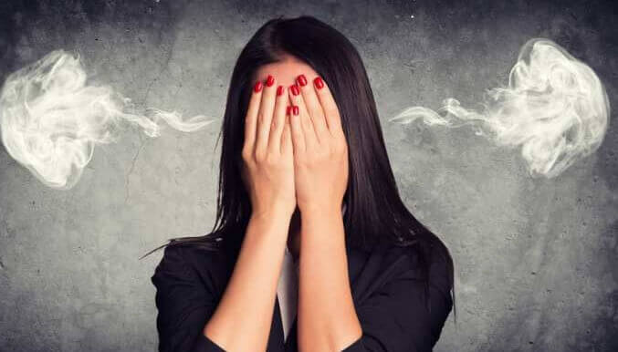 Cuando la ira nos hace enfermar